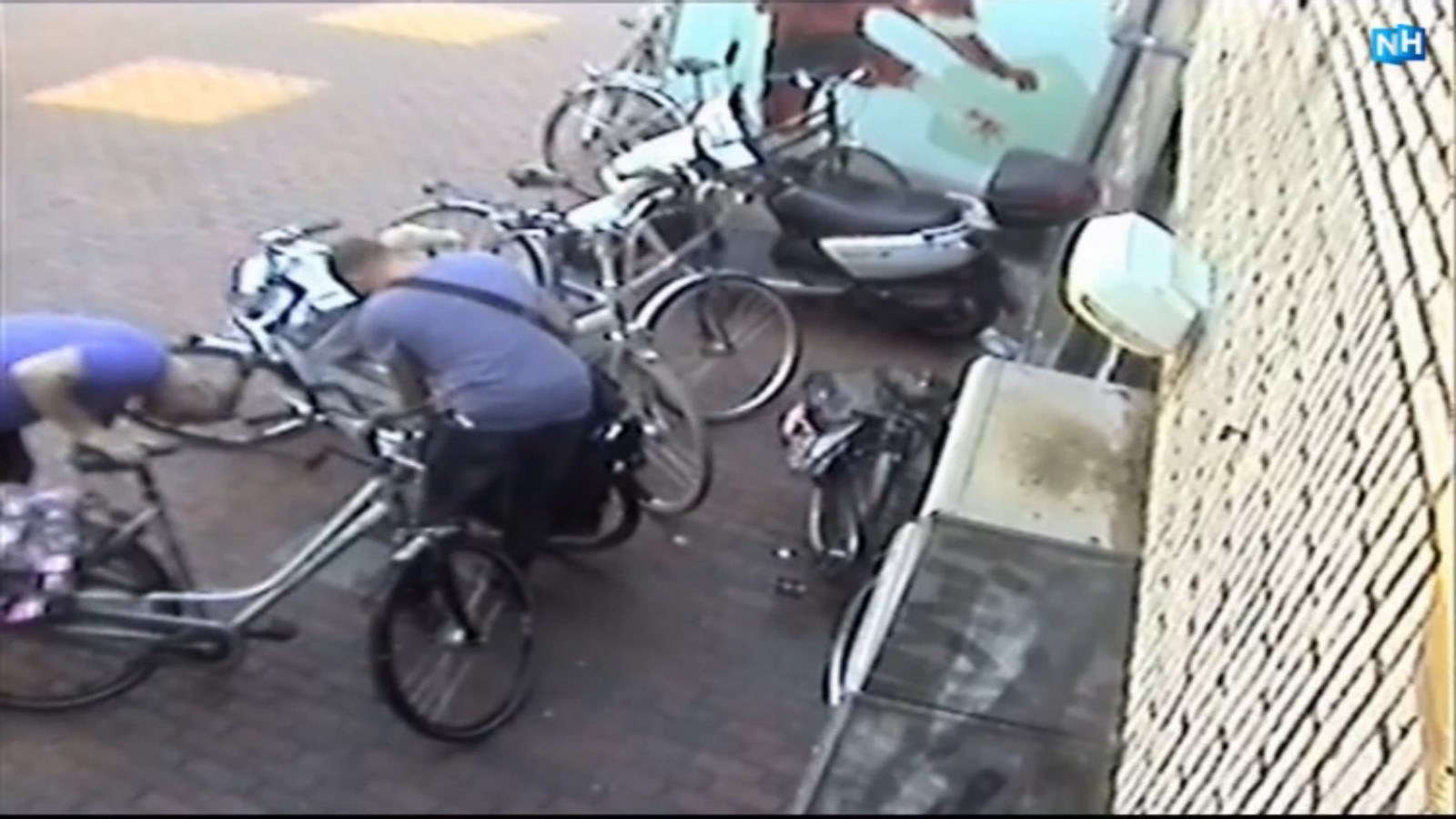 fietsendieven hsum